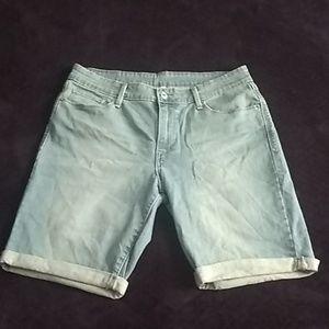 Levis demin jeans short